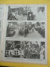 1919 Italien Radrennen Rom Trient Triest