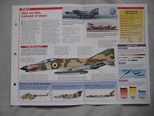 Aircraft of the World - McDonnell Douglas F-4 Phantom II, Yom Kippur War