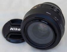 Nikon NIKKOR 35mm f/1.8 AF-S M/A RF Lens