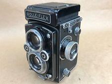 Rolleiflex 3.5 B MX-EVS No.1499197 Vintage 120 Camera w/ Tessar Lens - Nice