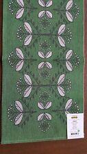 """100% Cotton Julblad Runner 14"""" x 47"""" by Ekelund"""