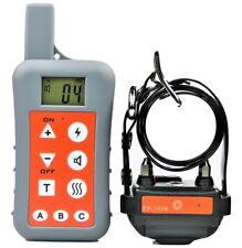 1300 Yard Remote  Dog Training Shock No Bark E-Collar Waterproof Rechargeable