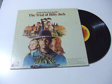 Elmer Bernstein ‎– Original Music From The Film The Trial Of Billy Jack - Vinile