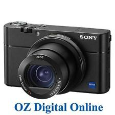 NEW Sony Cyber-shot DSC-RX100 V 5 24-70mm 20MP 4K Video Camera 1 Yr Au Wty
