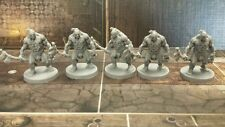 Lot of five (5) Pict Hunters miniature Conan Board Game NEW! Monolith 28mm
