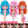 "12"" 1/2 Ball Jointed BJD Dolls Fashion Girl Blyth Colour Hair DIY Makeup  AU AU"