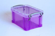 0.3 Litre Really Useful Box T.Purple