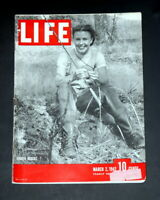 LIFE MAGAZINE MARCH 2 1942 GINGER ROGERS