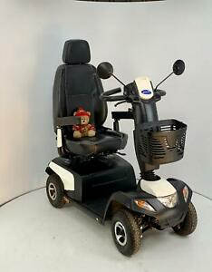 2017 Invacare Orion Pro 8mph Full suspension mobility scooter #1307