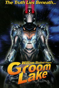 Groom Lake DVD - Williams Shatner Chuck Williams Amy Acker