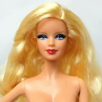 Nude Barbie Muse Collector 2013 Holiday Doll