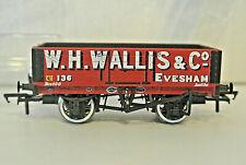 Bachmann Branch-Line 37-072 Oo 5 Plank Wagon W.H.Wallis & Co. Nib