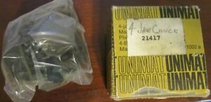 Emco Unimat 4 Reversible Jaw Lathe Chuck Ref. No. 1002a with Key