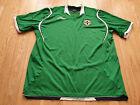 Mens Umbro Northern Ireland Home football shirt 2008 - 2010 Size XXL 2XL