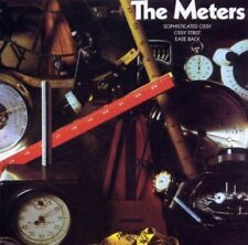 THE METERS REMASTERED CD NEW