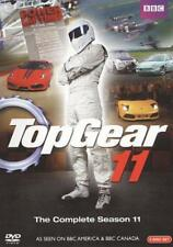 TOP GEAR: THE COMPLETE SEASON 11 NEW DVD