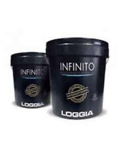 Coarse Lime Plaster  INFINITO 1kg Tester Tub - loggia industria vernici