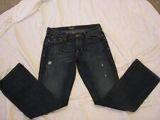 Women's Old Navy The Flirt Distressed Jeans - Size 8 Reg