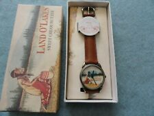 New Old Stock Vintage Land O' Lakes Quartz Watch with Original Box