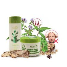TianDe Master Herb Anti-Hair loss Shampoo,Balm 420ml & 500g