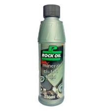 ROCK OIL  MINERAL CLUTCH FLUID OIL 250ML FOR GAS GAS KTM SCORPA TRS ETC