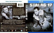 Stalag 17 ~ Blu-ray ~ William Holden, Don Taylor (1953) Phe