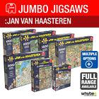 JUMBO JIGSAWS AND PUZZLES JAN VAN HAASTEREN FULL RANGE TO CHOOSE FROM - NEW