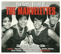 THE TAMLA SOUND OF THE MARVELETTES - 2 CD BOX SET - PLEASE MR POSTMAN & MORE