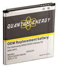 Quantum Energy Replacement Battery for Samsung Galaxy S4 i9500 with Nfc