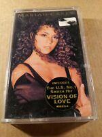Mariah Carey : Vintage Tape Cassette Album from 1990