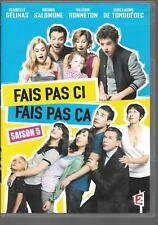 COFFRET 3 DVD ZONE 2--SERIE TV--FAIS PAS CI FAIS PAS CA--INTEGRALE SAISON 5