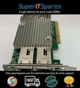 Supermicro Intel AOC-STG-i2T REV 2.00 Dual Port X540-T2 10GbE Ethernet PCI-E Ada