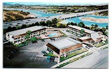 1950s/60s River Inn, Redding, CA Postcard