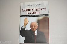 GORBACHEV'S GAMBLE - ANDREI GRACHEV (HARDCOVER) NEW
