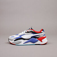 Puma RS-X3 Puzzle Dazzling Blue Men Lifestyle Sneakers Fashion gym New 371570-05