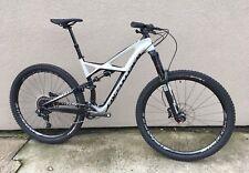 2015 SPECIALIZED Enduro Expert Carbon 29 LG Large Carbon Mountain Bike 29er