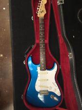 MIJ Japan Fender Squier Stratocaster Lake Placid Blue E Series Original Owner