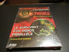 """COFFRET 2 DVD NEUF """"PATRICK / LE SURVIVANT D'UN MONDE PARALLELE"""" horreur"""