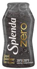 Splenda Zero Liquid Sweetener 50 ml, Low Carb, Sugar Free, Sucralose