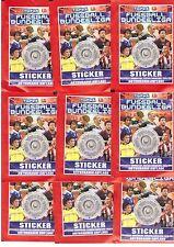 Fussball Bundesliga 2010/2011 / Sticker / 25 Tüten / Topps (2)