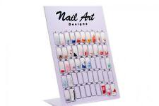 Nailart Aufsteller / Nailart Display zur Präsentation designter Nägel