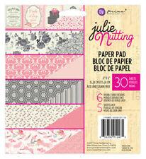 Prima Julie Nutting 6 x 6 Paper Pad 912475  2018