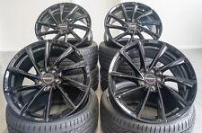 20 zoll Borbet VTX Alu Felgen 6,5x20 et33 5x114,3 schwarz für Renault Scenic