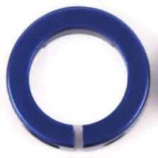 Odi Lock On Clamps Blue 4 Clamps Bike
