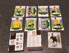 2006 / 07 A League Signature Card & Common Set + Socceroo Cards