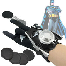 Justice League Launchers Gloves Accessories Batman Cosplay Party RolePlay Toys