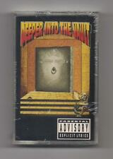 DEEPER INTO THE VAULT cassette SEALED Testament, Venom, Mercyful Fate, Overkill