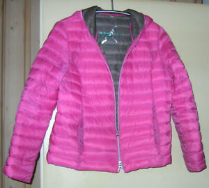 No. 1 Como, Daunenjacke, Modell Forte, gebraucht, Gr. L, Farbe pink