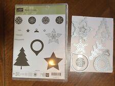 STAMPIN' UP! Festive Season & Festive Stitching Thinlits Bundle - NEW