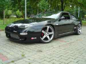 Nissan 300zx Z32 wide body